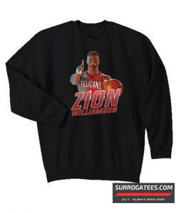Zion Williamson Cool Matching Sweatshirt