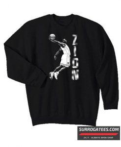 Zion Williamson Design Matching Sweatshirt
