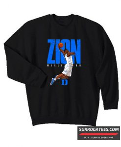 Zion Williamson New Orleans Pelicans Basketball Player Matching Sweatshirt