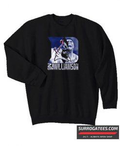 Zion Williamson of Duke Matching Sweatshirt