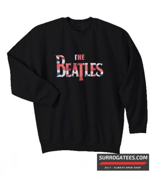 Beatles Matching Sweatshirt