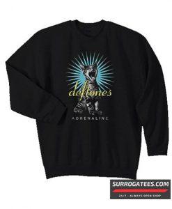 Deftones Adrenaline Matching Sweatshirt