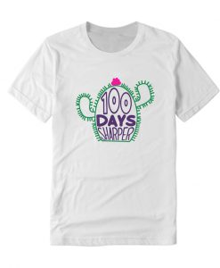 100 Days of School Sharper LT T Shirt