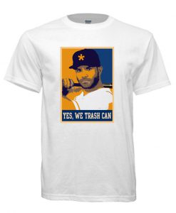 Yes We Trash Can LT T Shirt