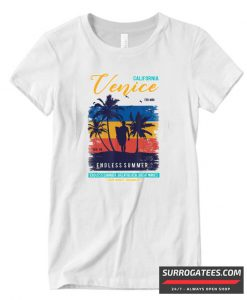 Surf California Venice Beach Matching T Shirt