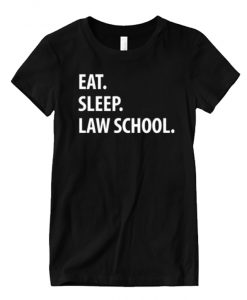 Law School Matching Graphic T Shirt