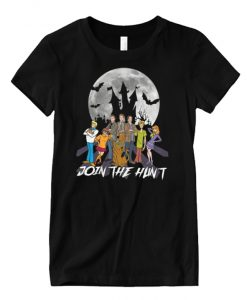 Supernatural Join The Hunt Matching Graphic T Shirt