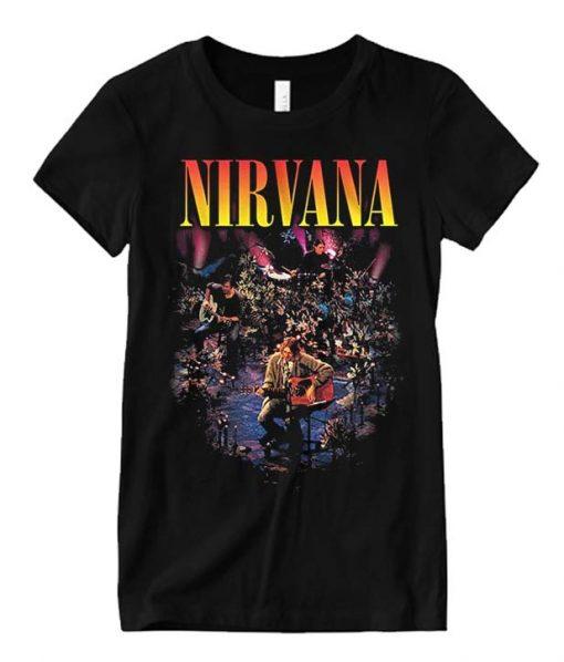 Nirvana – Live Concert Photo T Shirt