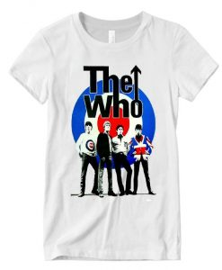 The Rock Band, The Who T Shirt