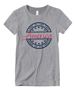 American Shirt for 4th of July T Shirt