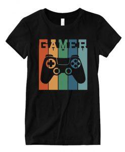 Vintage gamer T Shirt